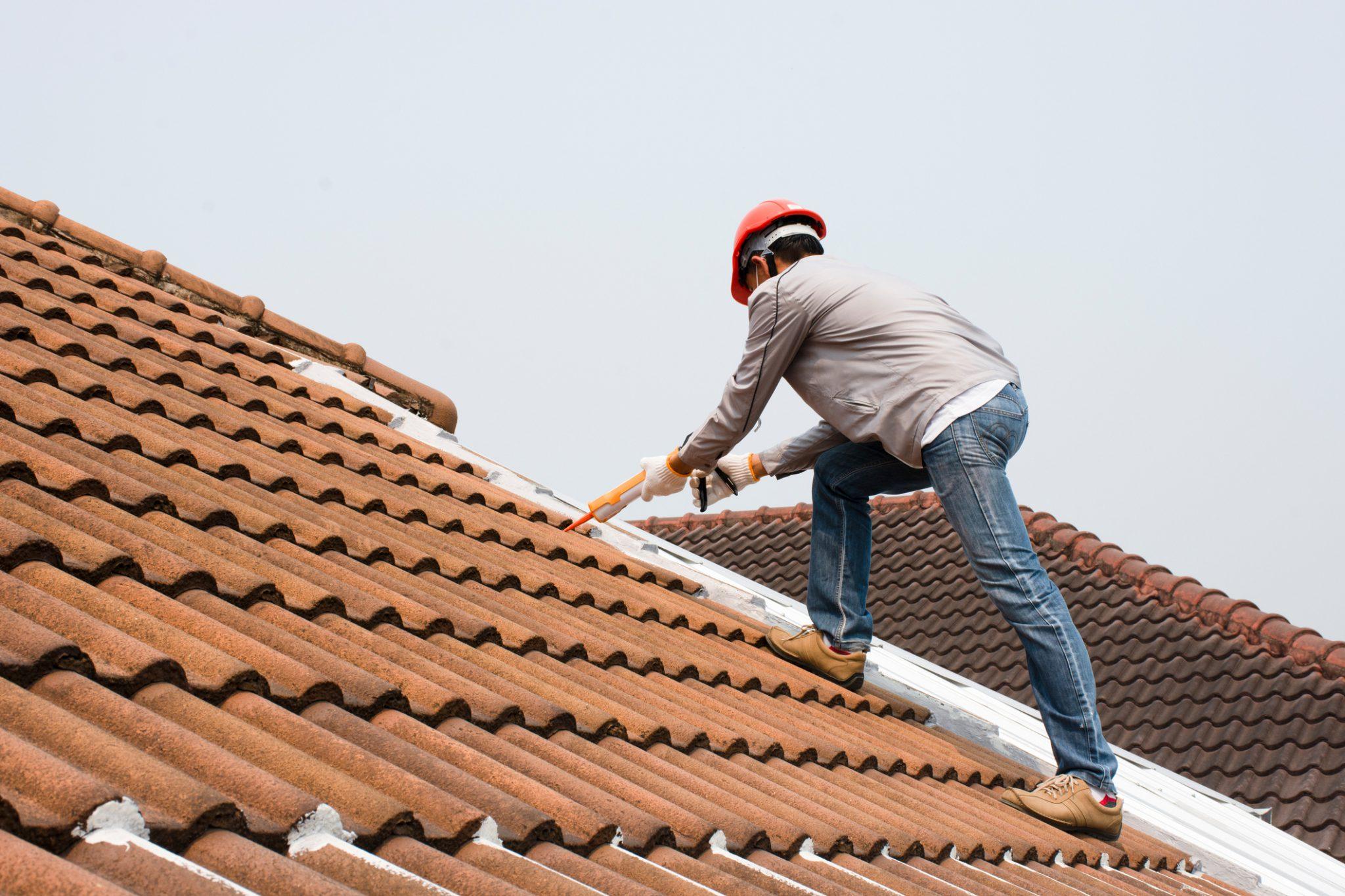 dak dekken laten repareren lekkage