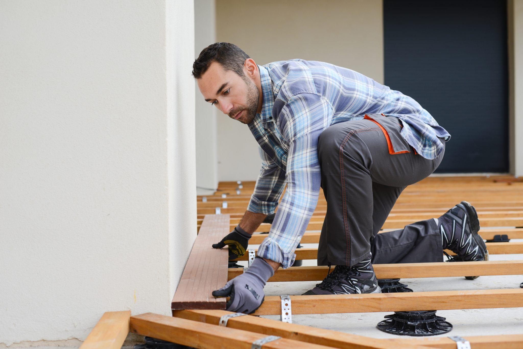 houten vloer parket laten leggen