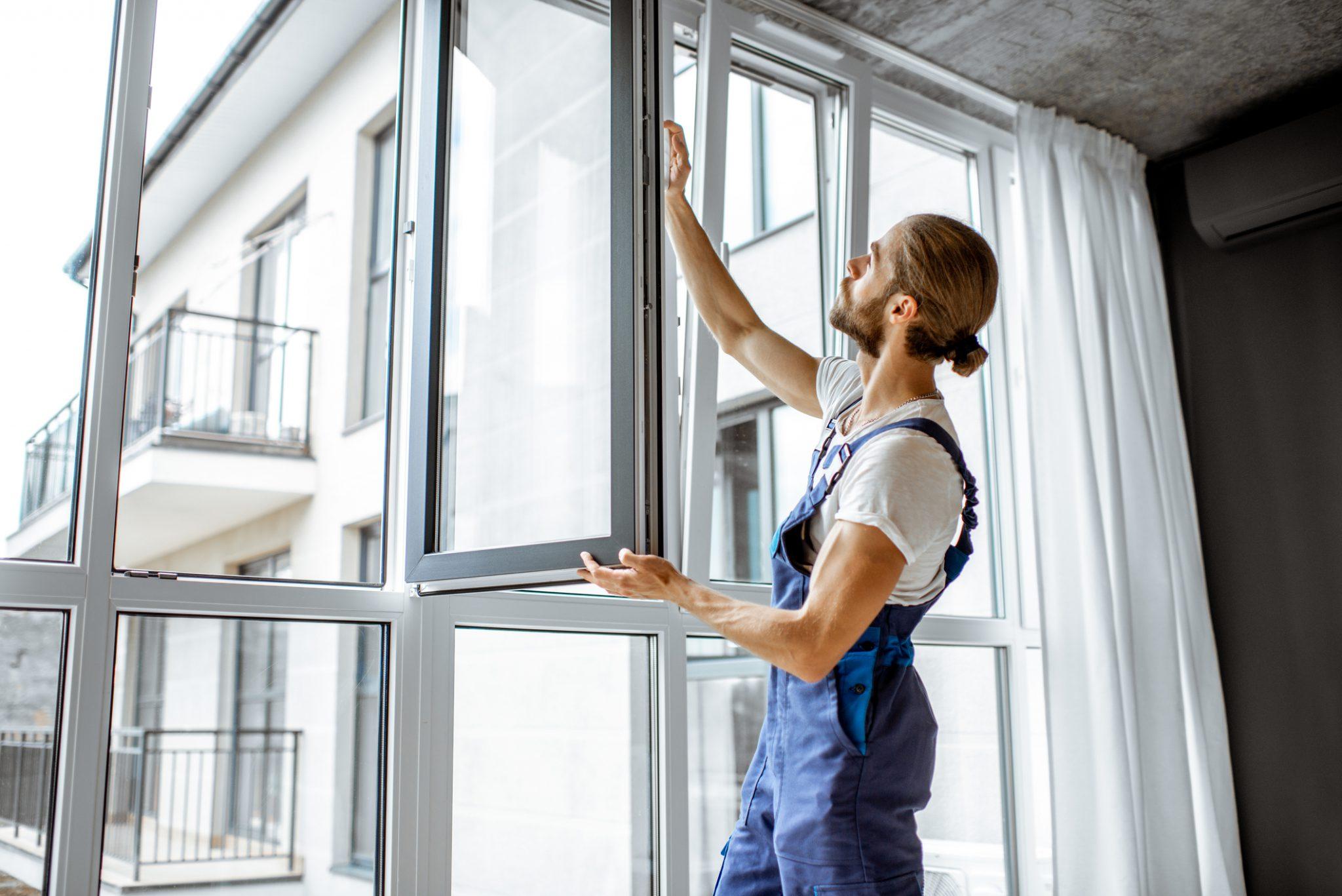 raam laten installeren kozijnen vakman